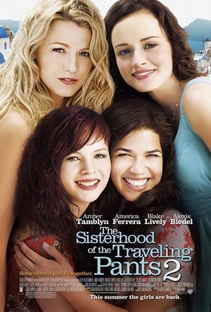 Watch Movie The Sisterhood of the Traveling Pants