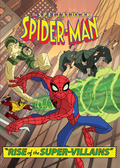 Watch Movie The Spectacular Spider-Man (2008) - Season 2