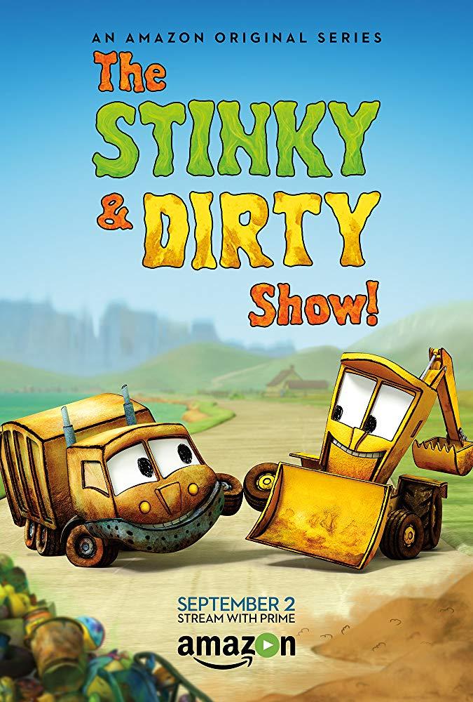 Watch Movie The Stinky & Dirty Show - Season 1