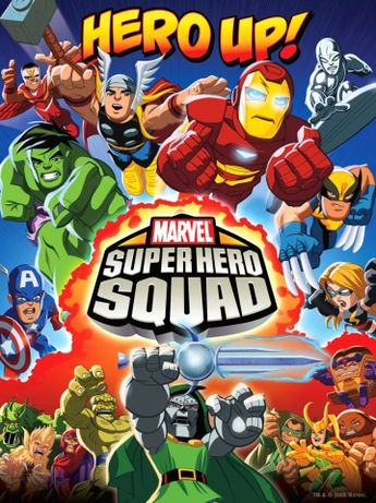 Watch Movie The Super Hero Squad Show - Season 1