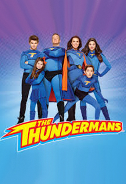 Watch Movie The Thundermans - Season 3