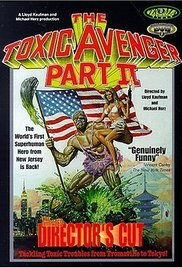 Watch Movie The Toxic Avenger Part II