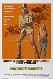 Watch Movie The Train Robbers