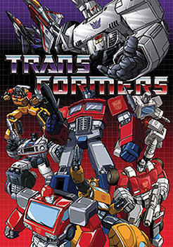 Watch Movie The Transformers - Season 3