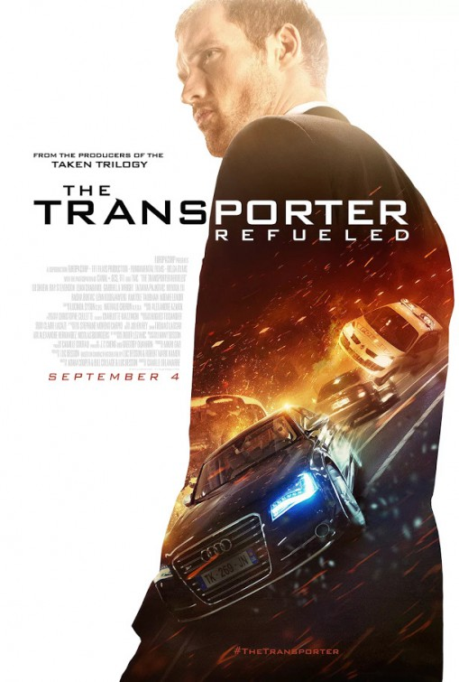 Watch Movie The Transporter Refueled