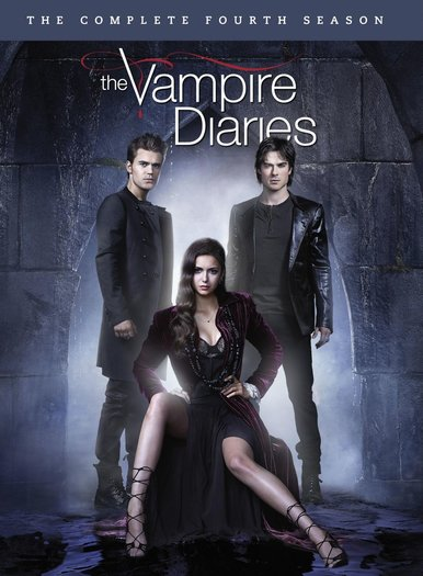 Watch Movie The Vampire Diaries - Season 4