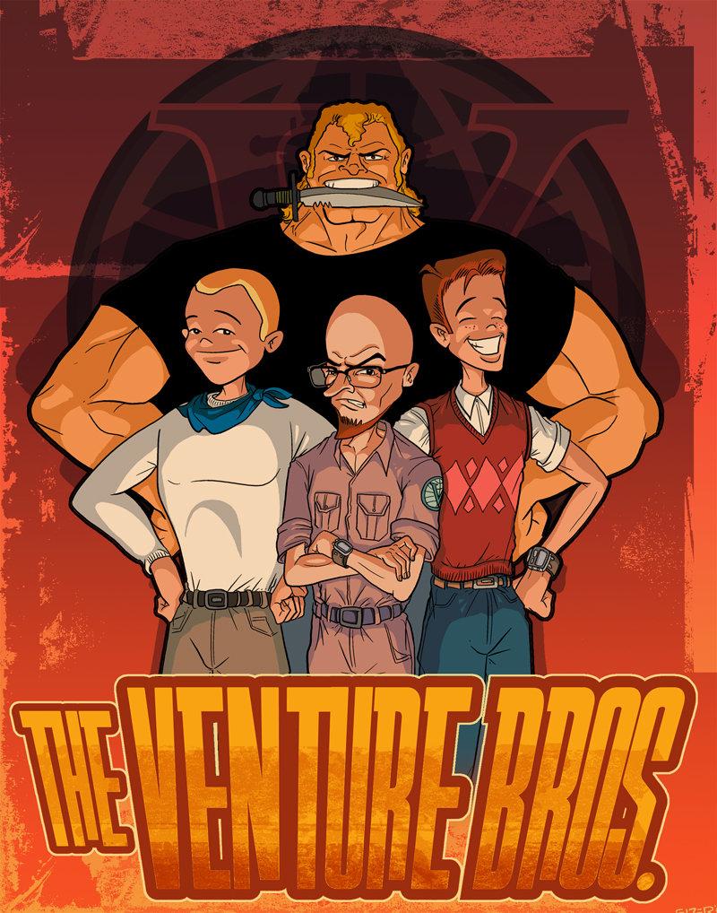 Watch Movie The Venture Bros - Season 2