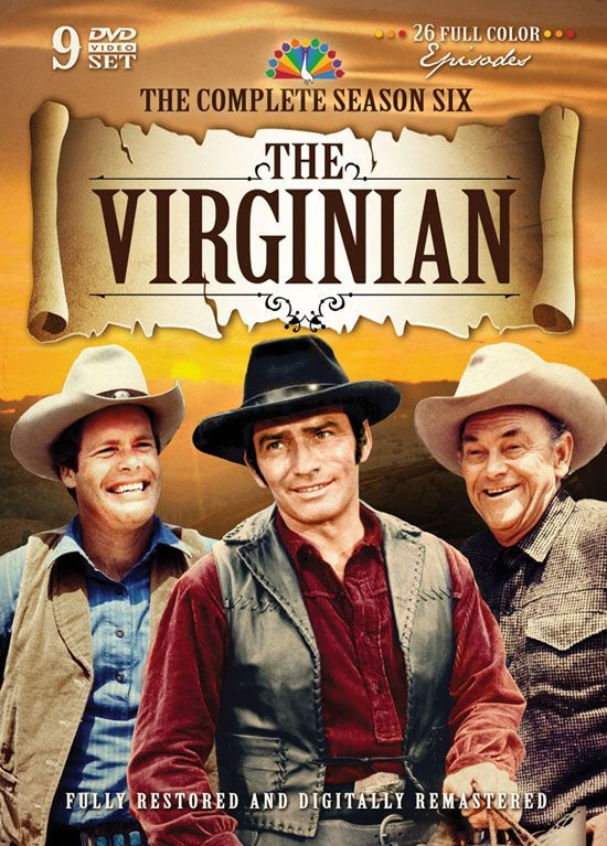 Watch Movie The Virginian - Season 1