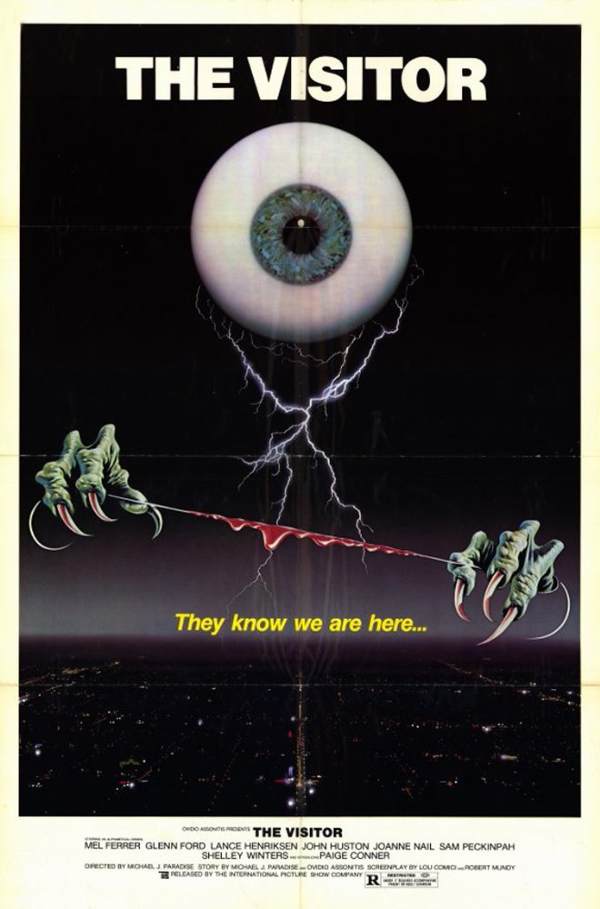 Watch Movie The Visitor (1979)