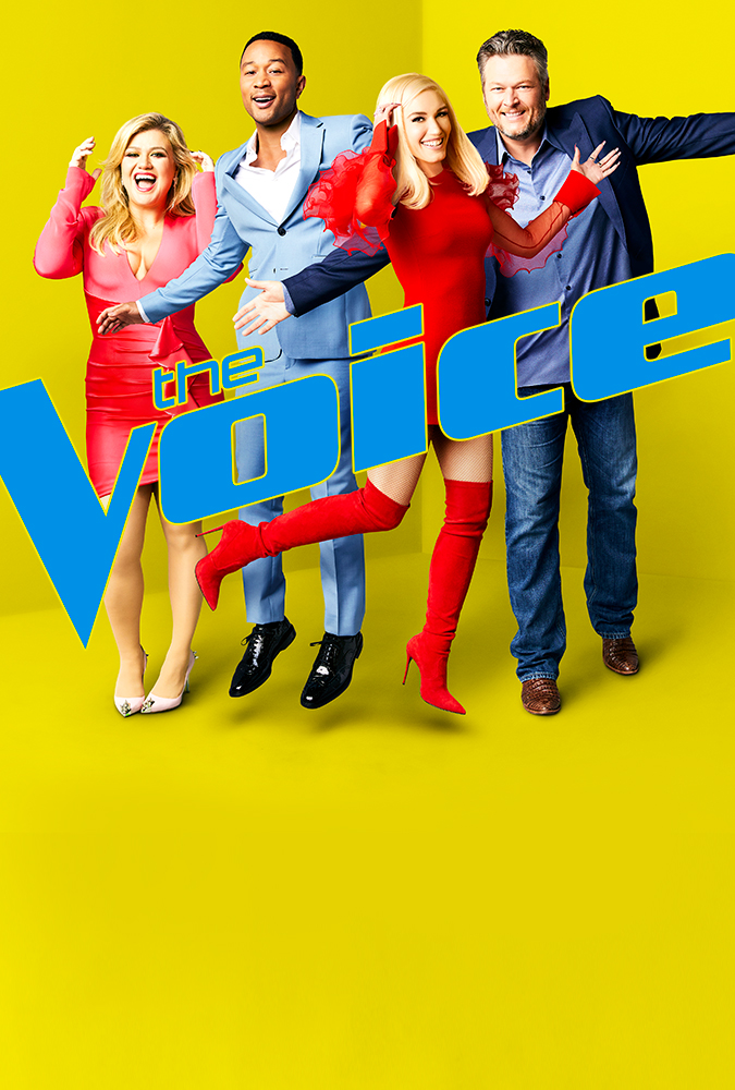 Watch Movie The Voice - Season 17