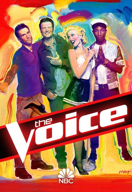 Watch Movie The Voice US - Season 10