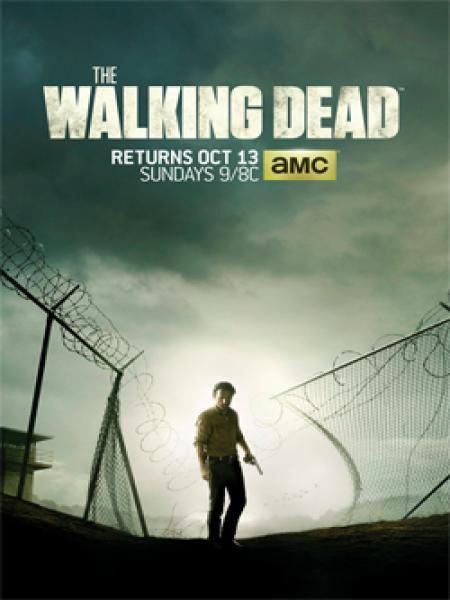 Watch Movie The Walking Dead - Season 4