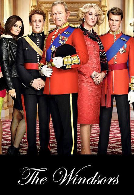 Watch Movie The Windsors - Season 3
