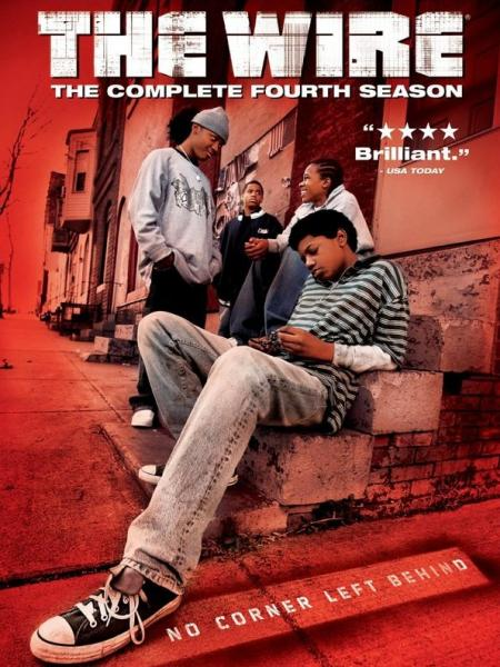 Watch Movie The Wire - Season 4
