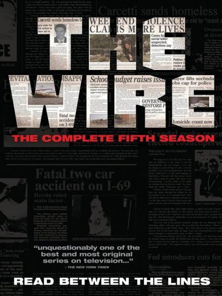 Watch Movie The Wire - Season 5
