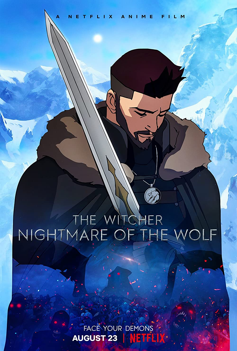 Watch Movie The Witcher: Nightmare of the Wolf