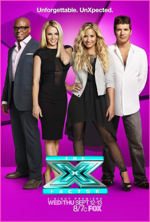 Watch Movie The X Factor USA - Season 1