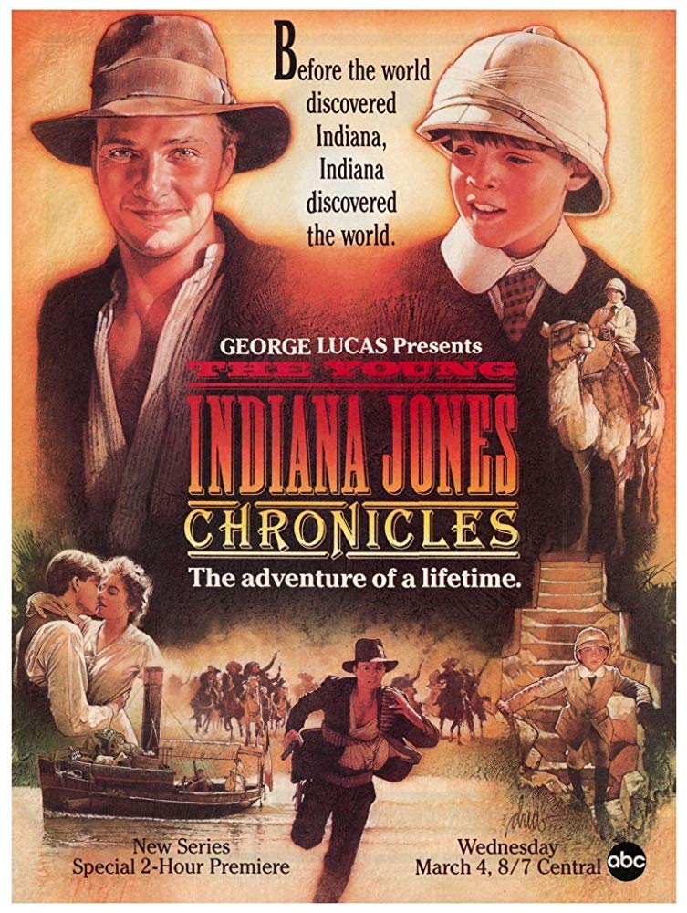 Watch Movie The Young Indiana Jones Chronicles - Season 1