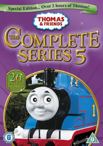 Watch Movie Thomas & Friends - Season 5