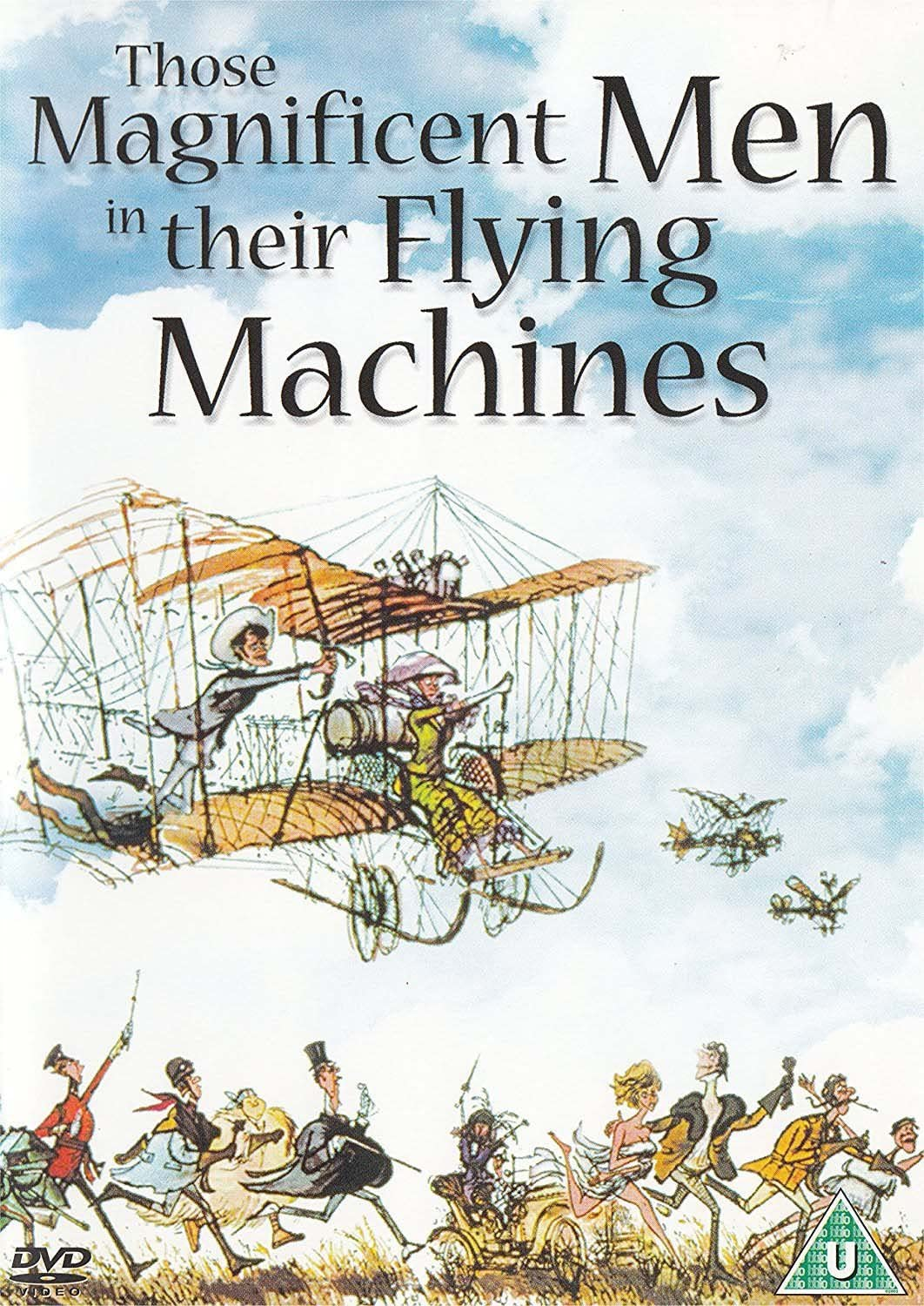 Watch Movie Those Magnificent Men in Their Flying Machines or How I Flew from London to Paris in 25 hours 11 minutes