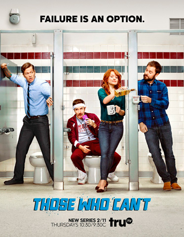 Watch Movie Those Who Can't - Season 2