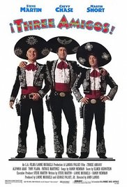 Watch Movie Three Amigos