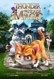 Watch Movie Thunder And The House Of Magic