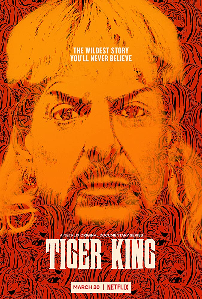 Watch Movie Tiger King - Season 1