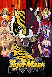 Watch Movie Tiger Mask W