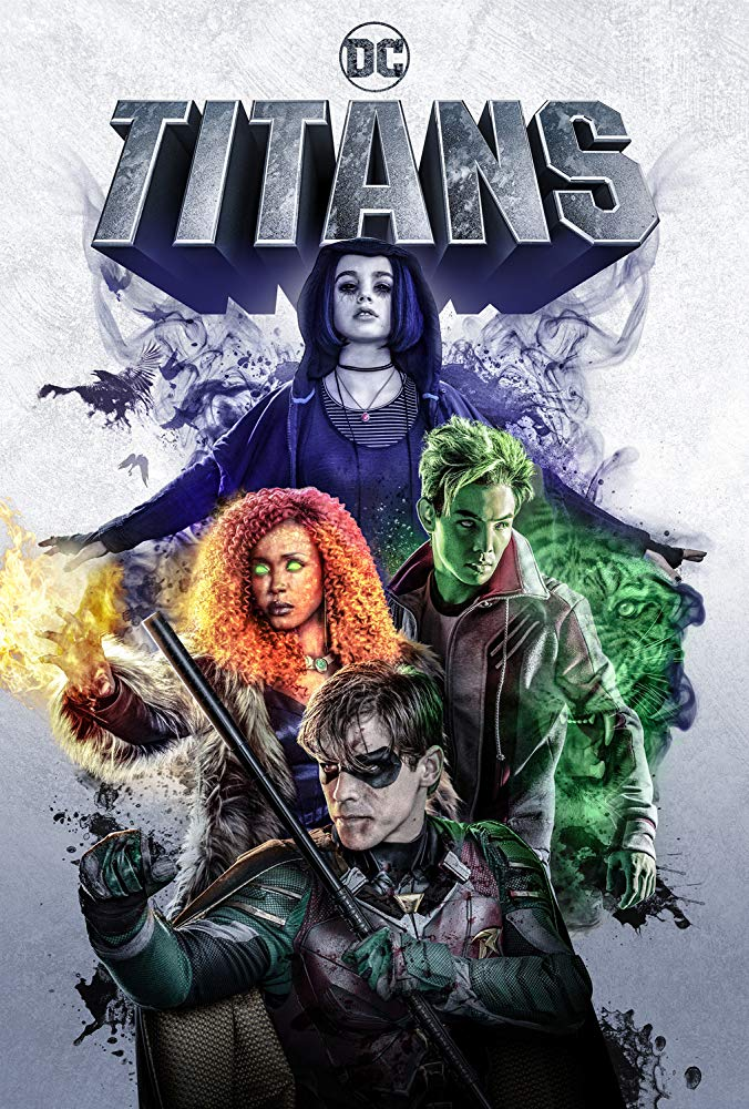 Watch Movie Titans - Season 1