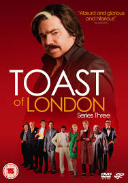 Watch Movie Toast of London - Season 3