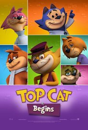 Watch Movie Top Cat Begins