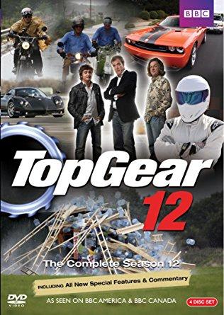 Watch Movie Top Gear UK - Season 12