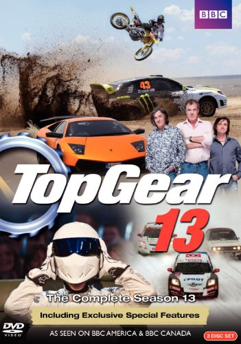 Watch Movie Top Gear UK - Season 13