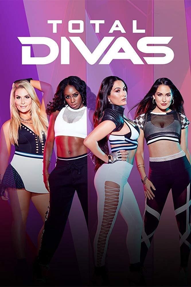 Watch Movie Total Divas - Season 8