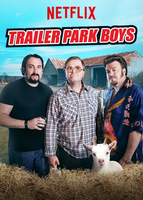 Watch Movie Trailer Park Boys - Season 4
