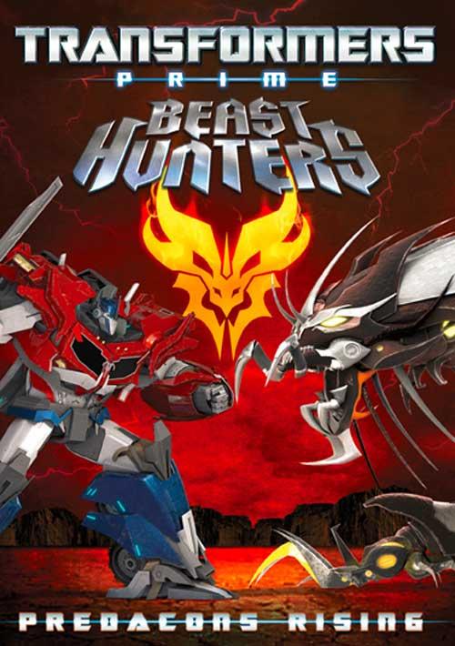 Watch Movie Transformers Prime Beast Hunters: Predacons Rising
