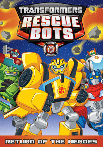 Watch Movie Transformers: Rescue Bots - Season 4