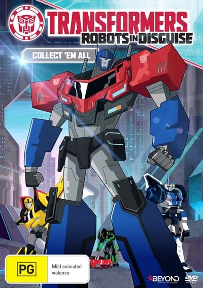 Watch Movie Transformers Robots In Disguise - Season 3
