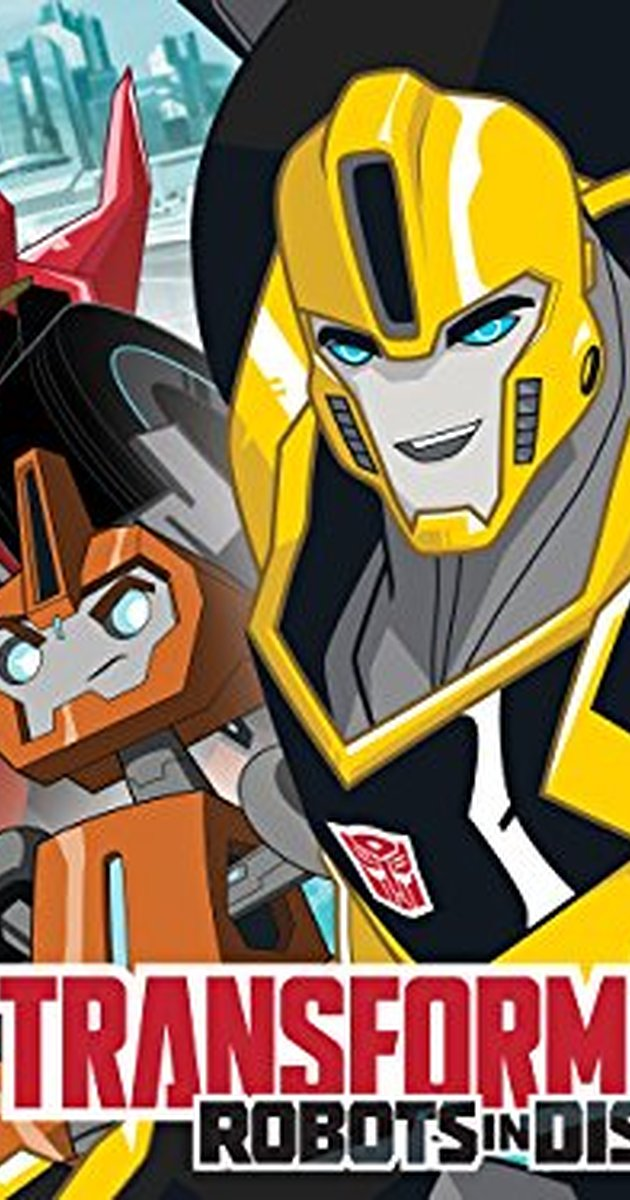 Watch Movie Transformers: Robots in Disguise - Season 4