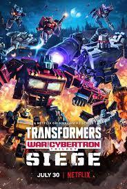 Watch Movie Transformers: War for Cybertron Trilogy - Season 3