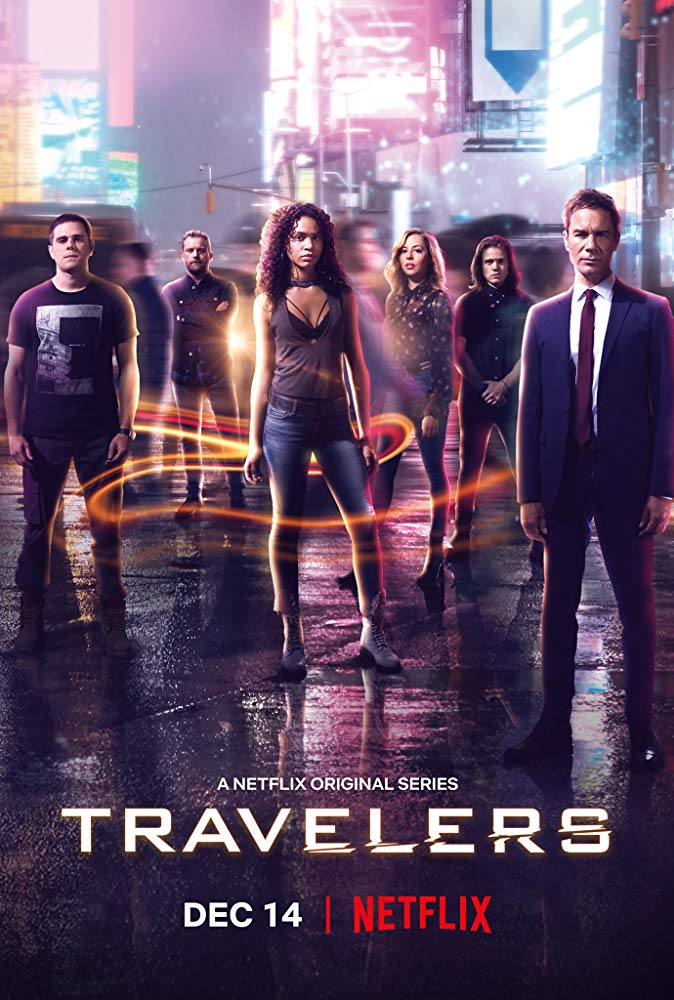 Watch Movie Travelers - Season 3