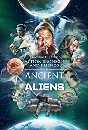 Watch Movie Traveling the Stars: Ancient Aliens with Action Bronson - Season 1