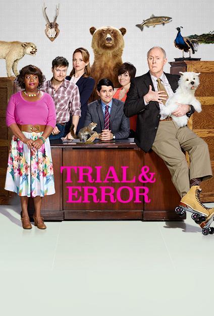 Watch Movie Trial & Error - Season 1