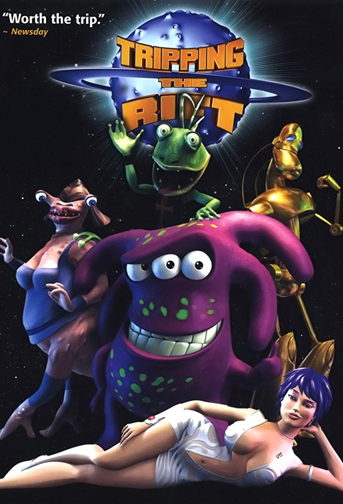 Watch Movie Tripping the Rift - Season 1