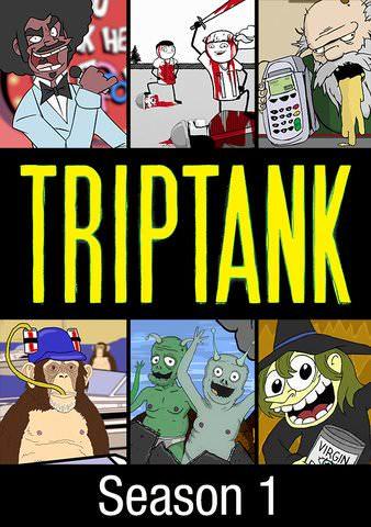 Watch Movie TripTank - Season 1