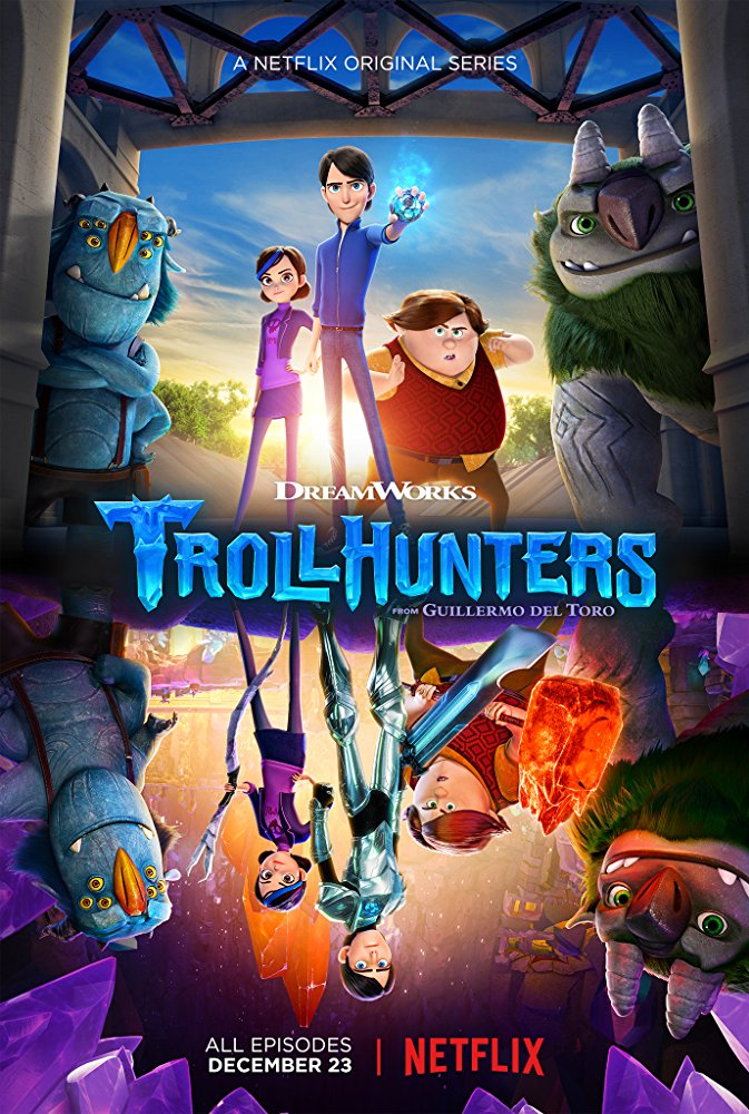 Watch Movie Trollhunters - Season 2