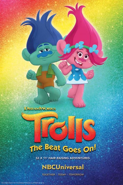 Watch Movie Trolls: The Beat Goes On! - Season 1