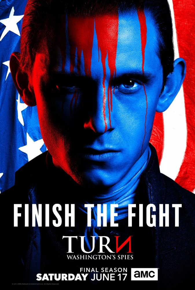 Watch Movie Turn: Washington's Spies - Season 4