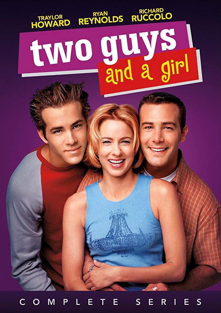 Watch Movie Two Guys, a Girl and a Pizza Place - Season 1